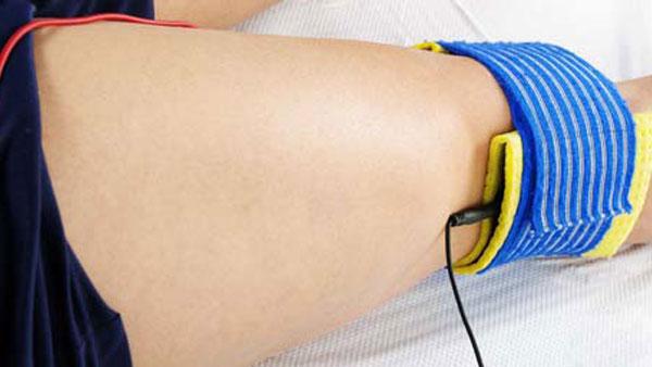 elettrostimolatore buon esercizio con elettrostimolatore