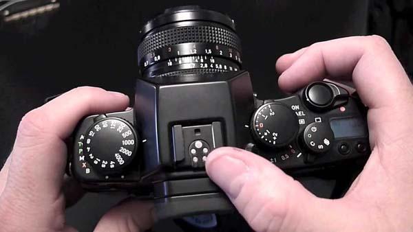 macchina fotografica per passione